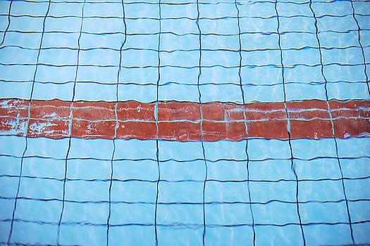 Eduardo Huelin - Swimming pool texture background