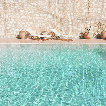 Swimming Pool V by Cassia Beck