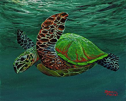 Swimming With Aloha by Darice Machel McGuire