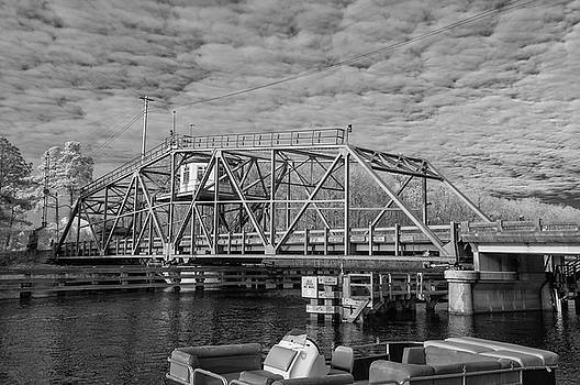 Swing Bridge by Cathie Crow