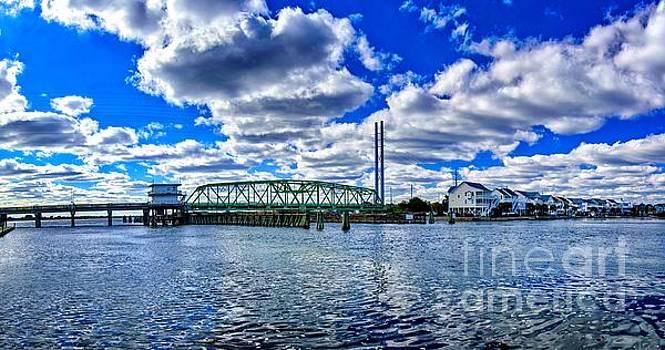 Swing Bridge Heaven by DJA Images