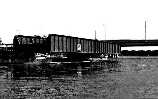 Swing Bridge by JGracey Stinson