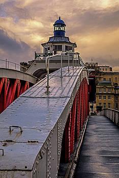 Swing Bridge Newcastle by David Pringle