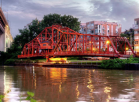 Swing Bridge by William Beuther