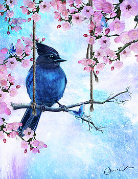 Swing into Spring by Chris Cole