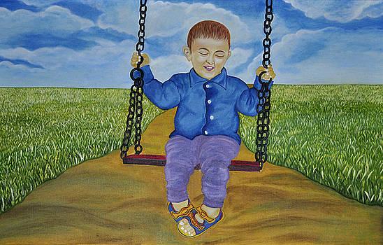 Bliss Of Art - Swing of Childhood