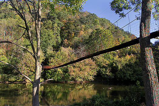 Swinging Bridge AA by Earl Carter