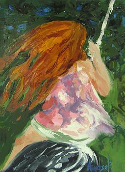 Swinging Good Time by Barbara Andolsek