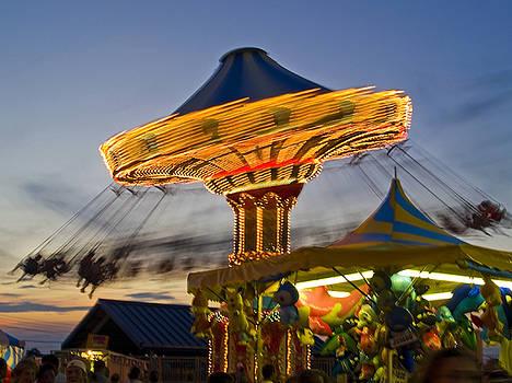 Swings Pt Pleasant by Andrew Kazmierski