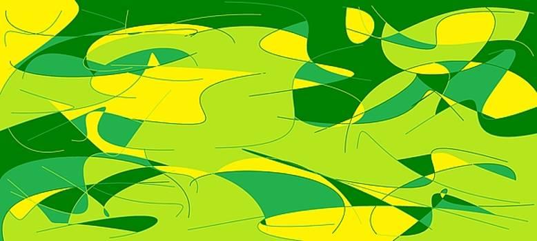 Swirl 2 by Linda Velasquez