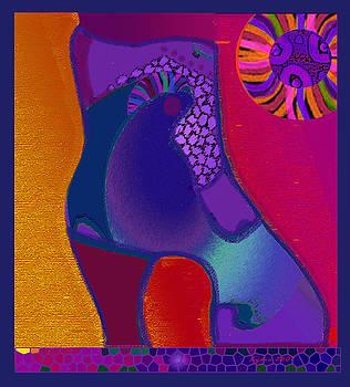 Lydia L Kramer - Swirl Boot