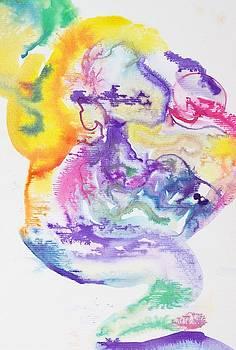 Swirl of Life by Judith Lorraine White