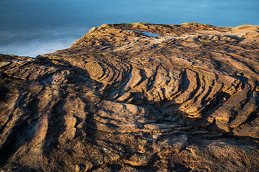 David Taylor - Swirling rocks