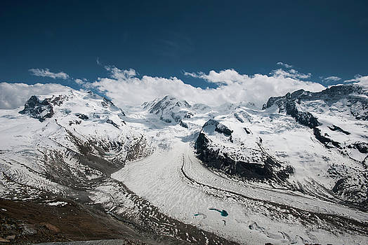 Swiss Alps by Claire Wilson