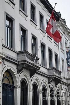 Jost Houk - Swiss Arch