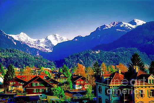 Switzerland Alps Interlaken 3460600012 by Tom Jelen