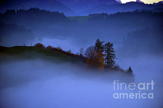 Switzerland Magical by Susanne Van Hulst