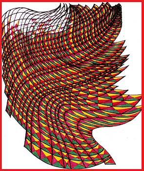 Swoosh by Gabe Art Inc