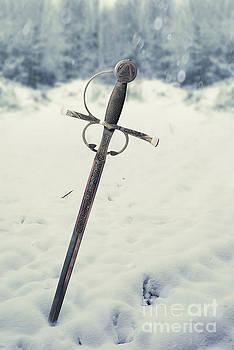 Sword by Amanda Elwell