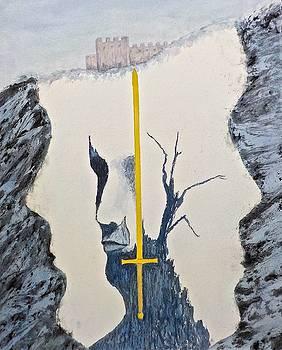 Sword of Gold by Carolyn Rosenberger
