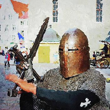 Swordsman II by Pekka Liukkonen