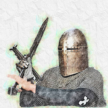 Swordsman III by Pekka Liukkonen