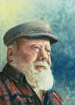 Syd Wright 1927-1999 by David Bader