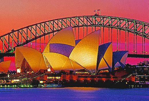 Dennis Cox WorldViews - Sydney Architecture