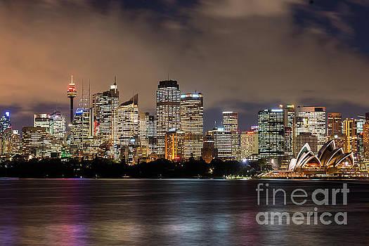 Sydney Australia by Andrew Michael