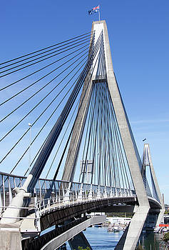 Ramunas Bruzas - Sydney Bridges