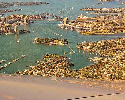 Steven Ralser - Sydney Harbor