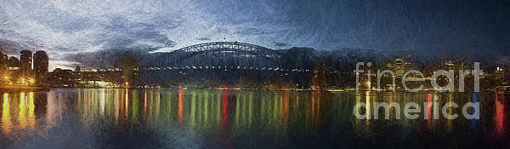 Sydney Harbour An Interpretation by Philip Johnson