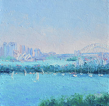 Jan Matson - Sydney Harbour and the Opera House