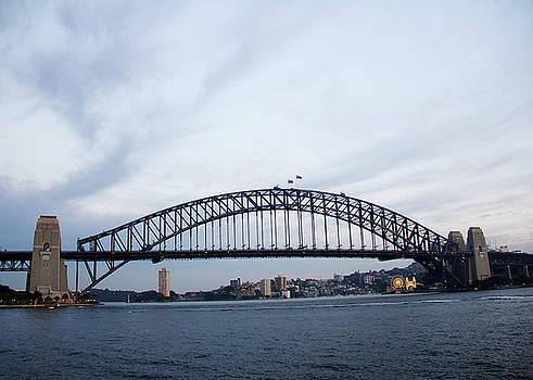 Sydney Harbour Bridge by Cassandra NightThunder