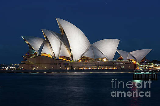 Sydney Opera House by Andrew Michael