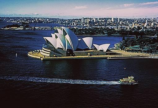 Gary Wonning - Sydney Opera House