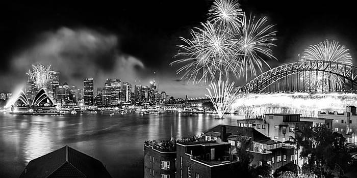 Sydney Spectacular by Az Jackson