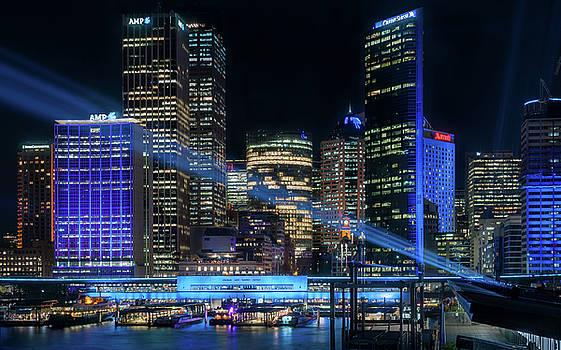 Daniela Constantinescu - Sydney -The Blue City