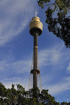 Sydney Tower by Al Junco