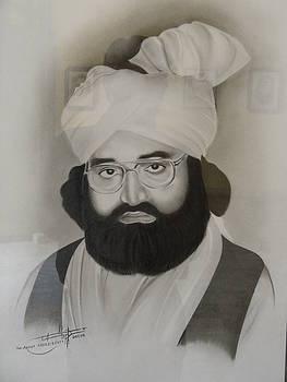 Syed Naseer Ud Din Naseer RA by Asif Javed Azeemi