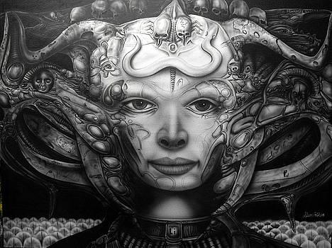 Syfy- Geiger Li by Shawn Palek