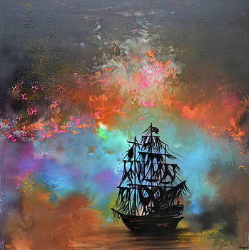 Syfy- Hook's Ship by Shawn Palek