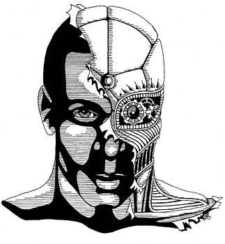 Scarlett Royal - Syl Cyborg