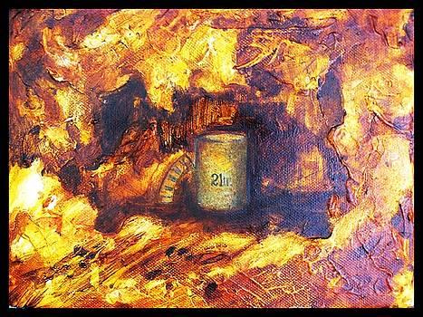 symbolic artifact II by Ewa BOROWKA