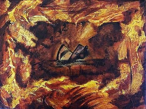 symbolic artifact III by Ewa BOROWKA