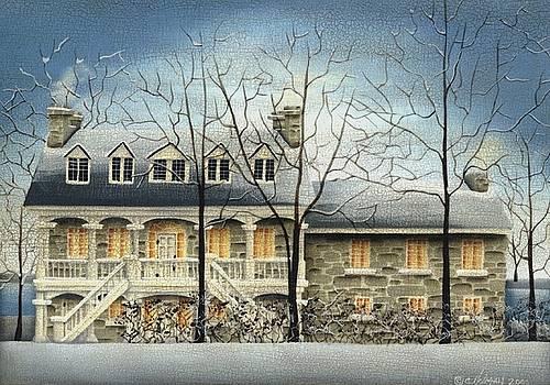 Symmes' Inn by Catherine Holman
