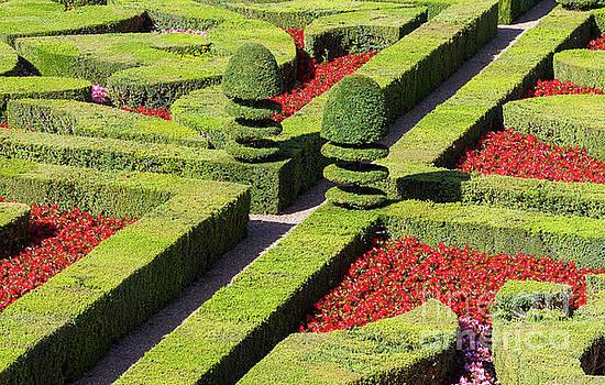 Heiko Koehrer-Wagner - Symmetrical Landscaped Garden