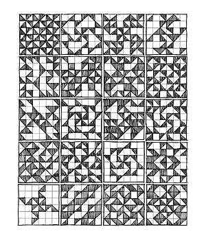 Judith Kunzle - Symmetry