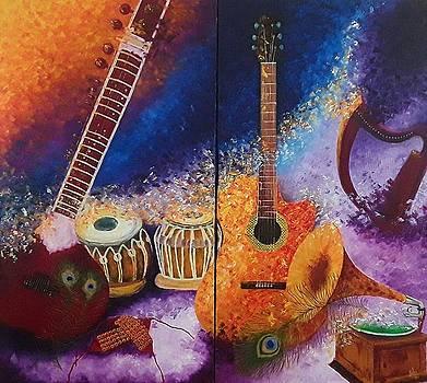 Symphonies  by Shilpi Singh