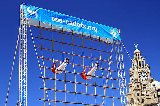 Synchronised Sea Cadets by David Chennell